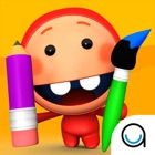 Kidfinity Pots & Paints: Paint, Sketch, Doodle & Coloring Book for Kids in Preschool & Kindergarten FREE icon
