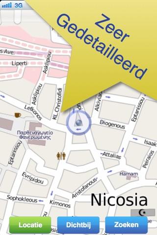 Cyprus No1. Offline Map screenshot 1
