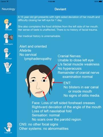 Screenshot #5 pour Prognosis : Neurology