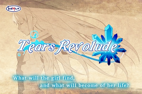 RPG Tears Revolude screenshot 1