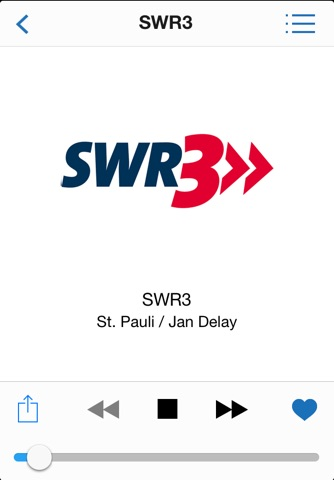Radio fm, radio web et podcast (info, actualité, sport, musique) - France et International screenshot 1