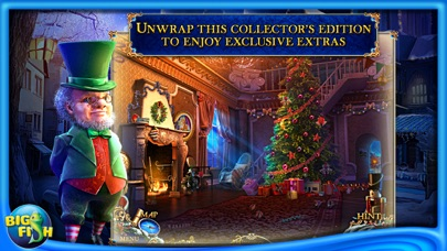 Christmas Stories: Hans Christian Andersen's Tin Soldier - The Best Holiday Hidden Objects Adventure Game (Full)-3