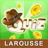 Editions Larousse - Quiz Larousse Junior Orthographe artwork