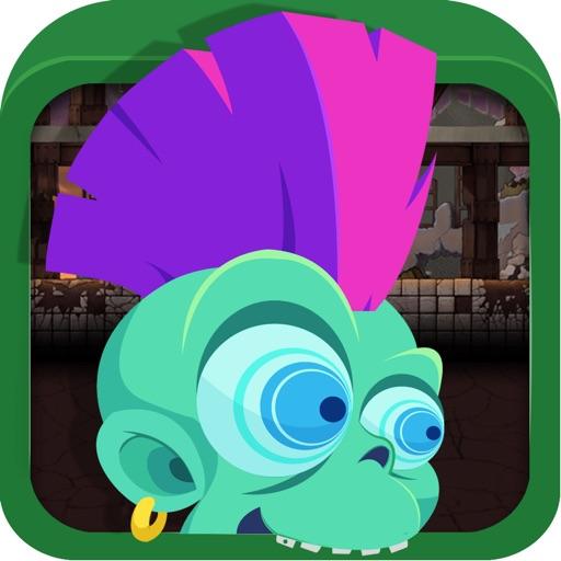 Misfit Zombie Flash Runner - Dead Survival Challenge (Premium) iOS App