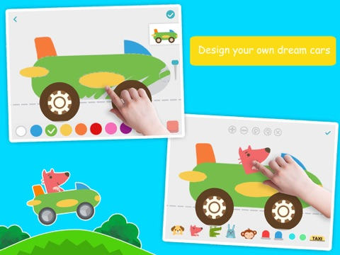 Labo Car Designer(3+) Screenshots