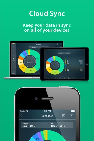 Money Pro: Personal Finance screenshot 4