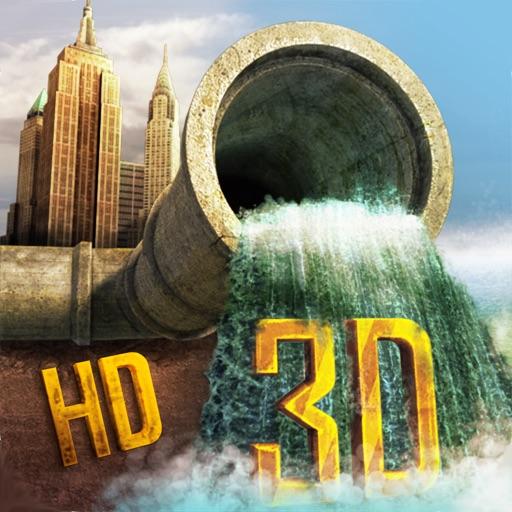 PipeRoll 3D HD iOS App