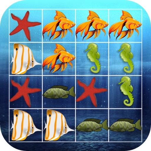 Crazy Fish Mania - Pop All Fishes iOS App