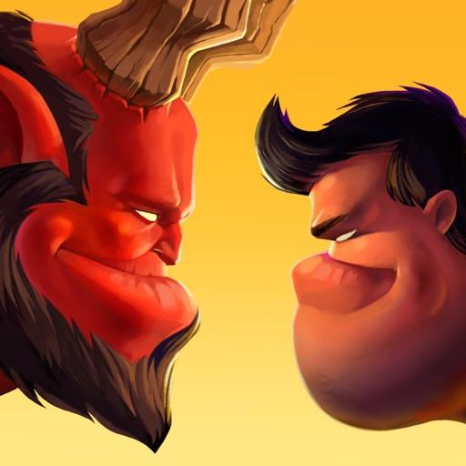 Evil Defenders iOS App