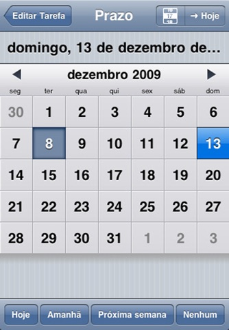 Todo 6 (for devices that cannot upgrade to version 8) screenshot 4