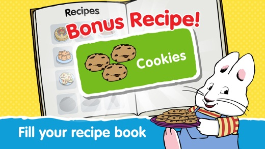 Max Ruby Bunny Bake Off on the App Store