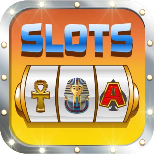 Slots - Pharaoh of Egypt Pro iOS App
