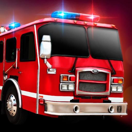 Fire Truck Emergency Driver 3D iOS App