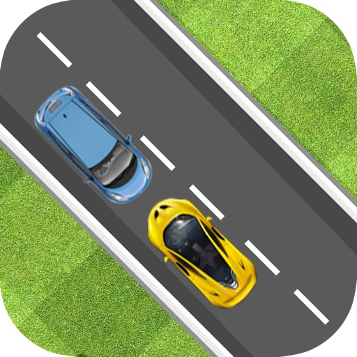 Stay On The Road Racing - Don't get in the wrong lane! iOS App