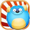 Tiny Angry Monster Flick Shooter icon