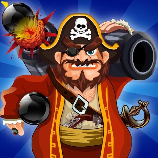 Pillage Pirates Defence: Pirate Ship Battle of Paradise Treasure Islands FREE iOS App