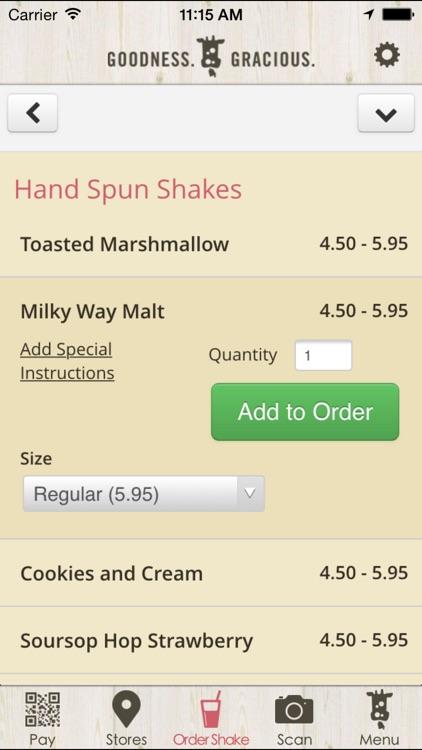 recipe: good stuff eatery menu [39]