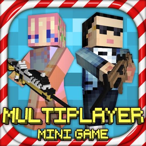 Block Fray - Multiplayer Survival Gun Shooter Mini Game iOS App