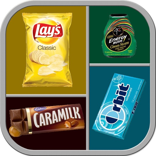 Guess The Food Brand Quiz iOS App
