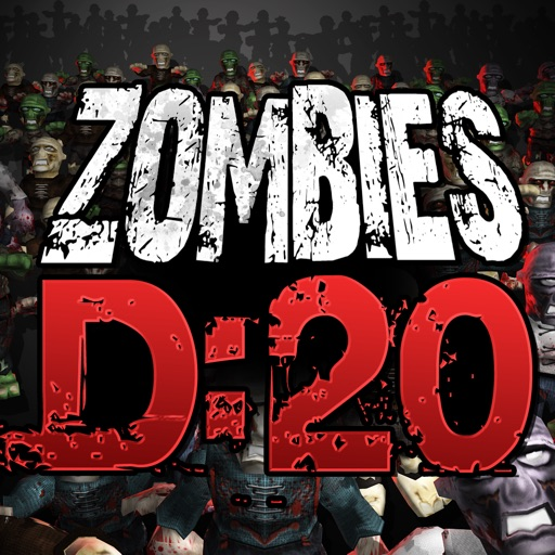 Zombies: Dead in 20 iOS App