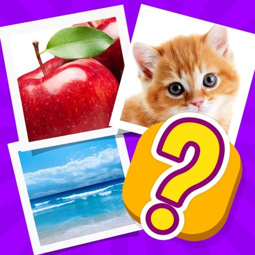 FotoQuiz: 4 bilder, 1 sak gemensamt - vad är ordet?