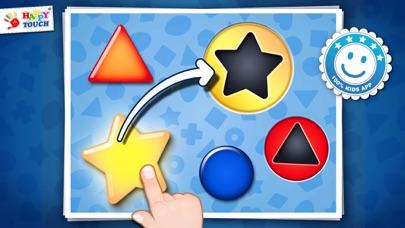Screenshot of Colori e Forme da Happy-Touch®1