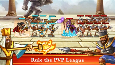 download Pharaoh's War - A Strategy PVP Game apps 4