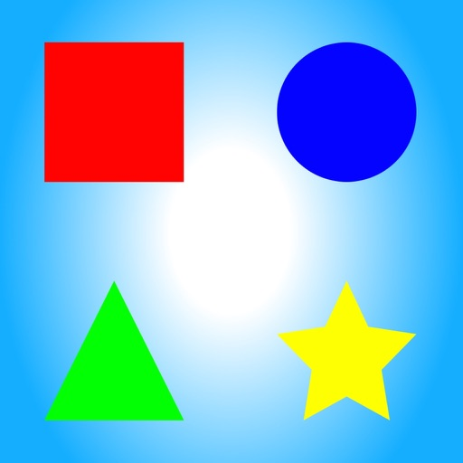 Baby Shapes & Colors iOS App