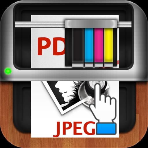 PDF to JPG Converter - a Drag & Drop Version