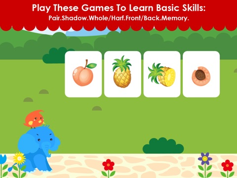 Matching Elephant - Early Learning Games For Toddler and Preschooler To Learn Numbers,Alphabet,Colors,Shapes,Basic Skills screenshot 3