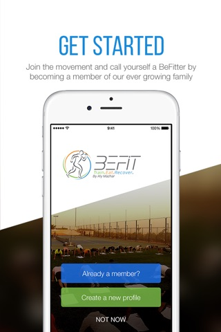 BeFit Egypt screenshot 1