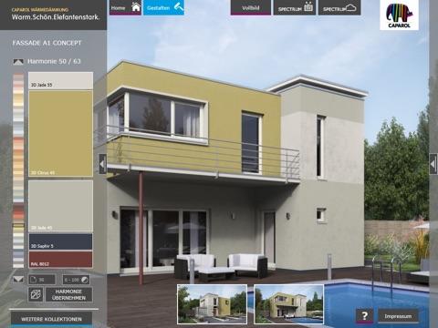 "Fassadenfarben konfigurator kostenlos  Konfigurator"" im App Store"