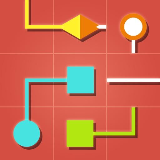 色彩密码:Puzzle Lines