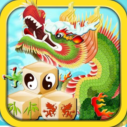 Dragon Mahjong 3D Free iOS App