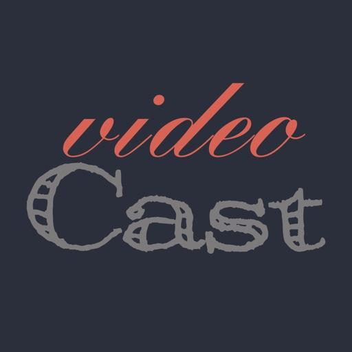 videoCast for Chromecast (DLNA / UPnP) iOS App