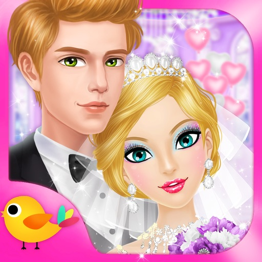 Wedding Salon 2 - Girls Makeup & Dressup Game iOS App