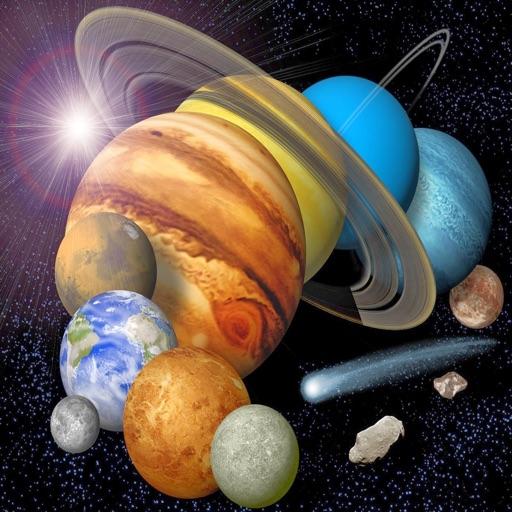 High School Astronomy Quiz iOS App