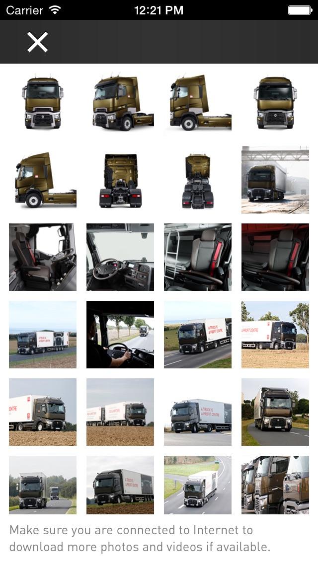 The Range by Renault TrucksCapture d'écran de 4