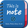 This Is Note (Calendar + PhotoAlbums + Diary + To-do)