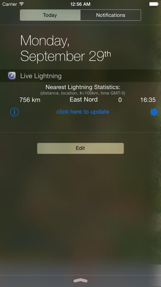 Live LightningScreenshot of 3
