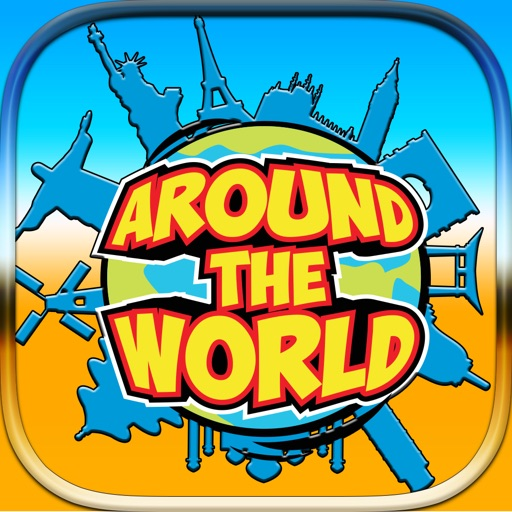 A Around The World Travel Monuments Slots - Jackpot, Blackjack & Roulette! iOS App