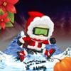 A Halloween for Christmas - Joyeux Noël Coureur de L'hiver dans la Neige