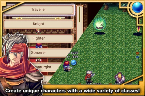 RPG Crystareino screenshot 4