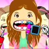 Dentist Game for Cartoon Violetta Edition