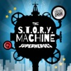 The Superhero Story Machine