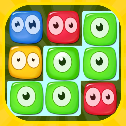 Jelly Mania - jelly crush game iOS App