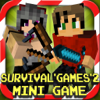 wang wei - The Survival Games 2 : Mini Game With Worldwide Multiplayer artwork