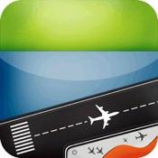 Airport Live Flight Tracker -London Manchester Heathrow Gatwick +Flight Status Double Check -radar