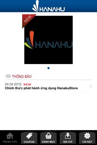HanakuStore screenshot 2