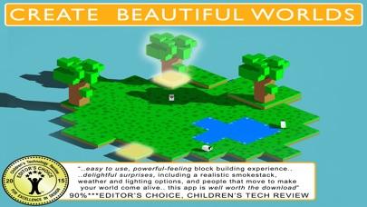Screenshot #5 for Blox 3D World Creator